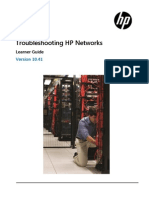 Learner Guide Troubleshooting HP Networks 1041 No Watermark