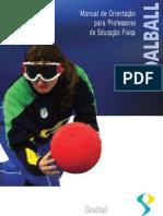 goalball Manual de orientação