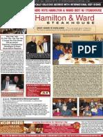 Hamilton & Ward STEAKHOUSE