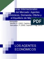 TEORÍA DE LOS MERCADOS FINANCIEROS