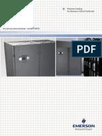 Liebert PEX Technical Data Manual Small Frame