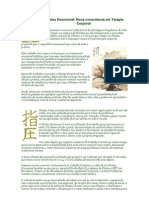 Shiatsu - filosofia e métodos