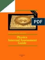 IB Physics IA Guide