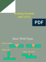 Weld- Design -Symbols
