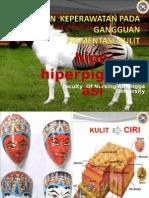 Askep Ggn Pigmentasi Kulit SCL