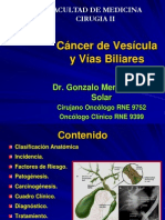 11.cancer Vías BiliaresCLASE