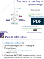 Coaching 6 Coaching Et Apprentissage