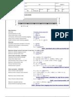 RC One Way Slab Design (ACI318-05)