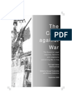 The Case Against War