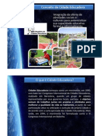 Apresentacoes Rede Brasileira Cidades Educadoras