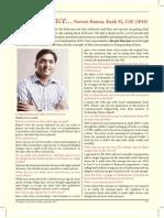 Interview of Naveen Kumar English
