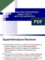 Superhetrodyne Receiver