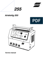 Esab Ltn 255 Aristo-tig 255