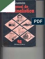 Manual de Criminalistica - PDF
