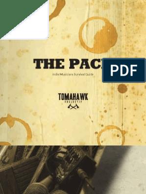 Collectif Tomahawk The Musician Pack 2012 En