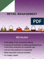 Retail Management Unit 1