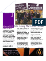 FCC Newsletter March '13