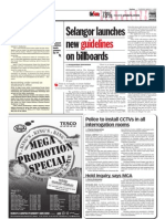 thesun 2009-03-05 page04 selangor launches new guidelines on billboards