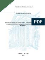 Produtividade de forragem, composição química e morfogênese de Trachypogon plumosus no cerrado de Roraima