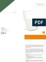 Manual Flybox v2 Huawei B560 Ro