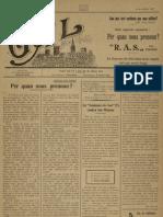 Lou Gal - N°49 du 1er juillet 1917 (3ème année)