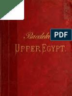 Baedecker's' - Upper Egypt