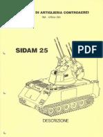 SIDAM 25 - Descrizione - Vol 3