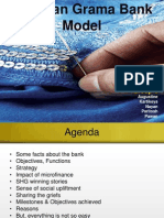 Microfinance & Pandyan Grama Bank model