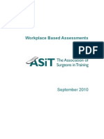 ASiT Workplace-Based Assessments (WBAs) - Final