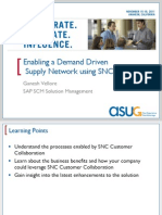 Demand Driven 