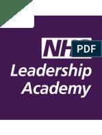 Clinical Leadership Fellows Yearbook 2012 - NHS Leadership Academy