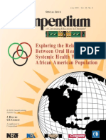 Compendio Relacion Entre Enfermedades Orales y Sistemicas