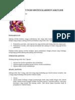 Struktur & Fungsi Sistem Kardiovaskuler