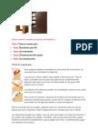 Cómo construir muebles con placas de melamina