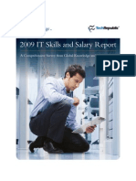 2009 IT Skills and Salary Report