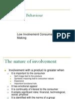 Low Involvement Cdgvrtgbtonsumer Decision Making