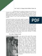 Historia de Notre Dame Du Bien Mourir