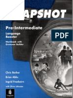 Snapshot Pre-Intermediate Language Booster
