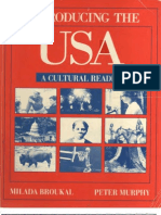 Introducing the Usa-A Cultural Reading