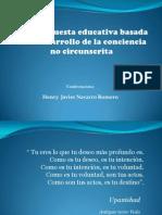 Una Propuesta Educativa Basada en El Desarrollo de La Conciencia No Circunscrita