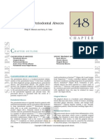 Sample_Chapter 48 - Treatment of Periodontal Abscess