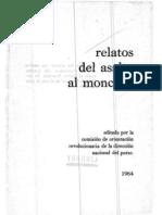AA.vv. - Relatos Del Asalto Al Moncada 1964
