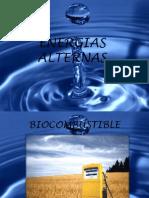ENERGIAS ALTERNAS (presentacion)