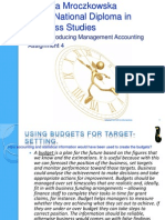 Introducing Management Accounting