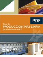 Guia de P Mas L Para La Industria Textil y de Confeccion