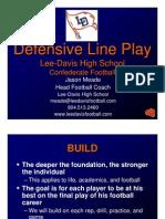 Lee-Davis HS - DL Fundamentals
