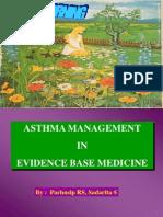 Respirology ^Management Asthma^