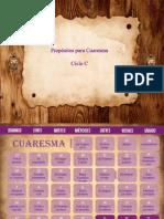 Cuaresma_2013