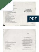 1998-Paradigma cognitivo en la educación (Hernández Rojas)