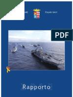 REPORT 2012 ITALIAN NAVY